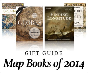 Map Books of 2014